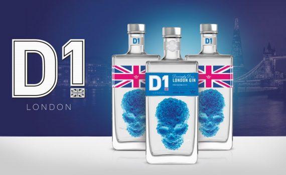 D1 Gin & Vodka