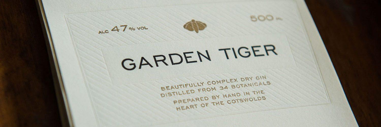 Capreolus Distillery Garden Tiger Gin
