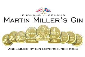 Martin Millers Gin Fest Cheltenham 2018