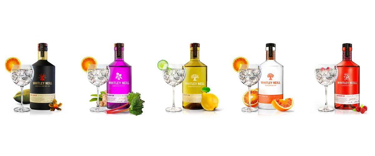 Whitley Neill Masterclass Gin Fest 2018 Cheltenham